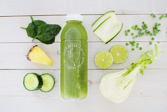 Juicy Detox - Green juice