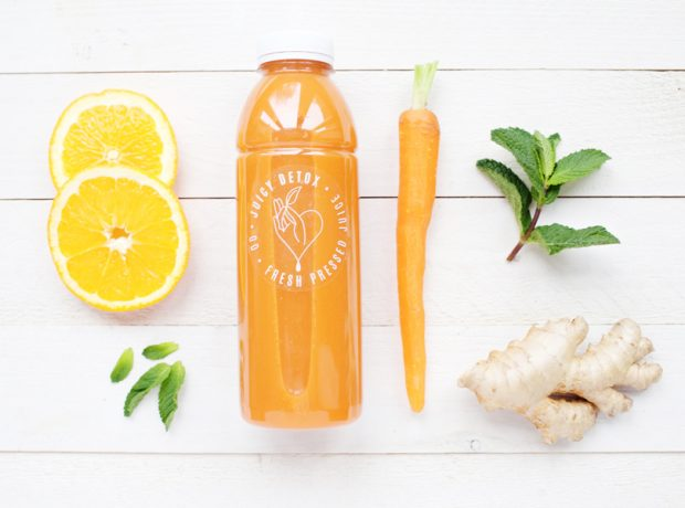 Juicy Detox Orange 3